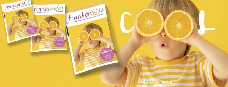 Cool – unsere fruchtig-frische Juni-/Juli-Ausgabe ist da!