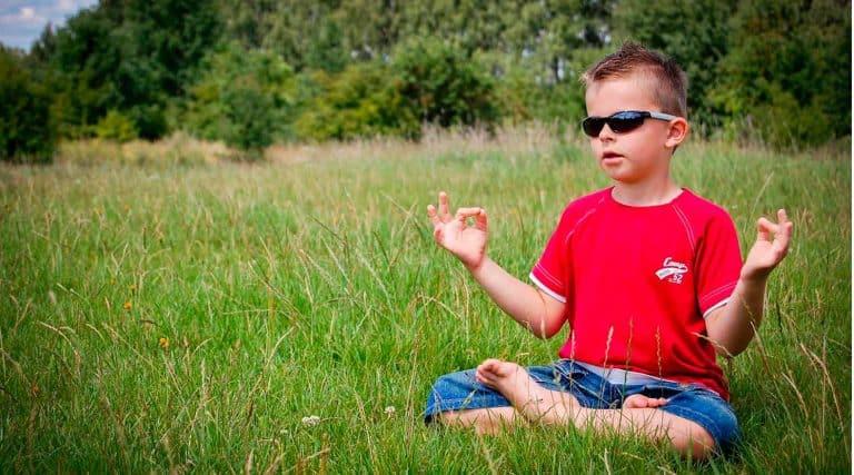 Mit Entspannung fällt das Lernen leichter