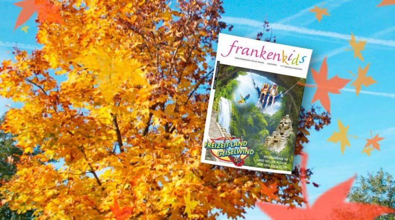 Hurrra! Unsere Herbstausgabe ist da!